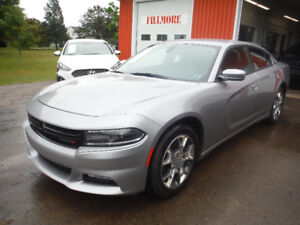 2017 Dodge Charger STX  AWD