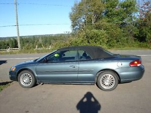2006 Chrysler Sebring Touring Coupe (2 door)