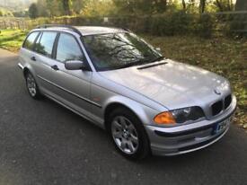 BMW 318 1.9i i SE Touring LONG MOT + FULL SERVICE HISTORY