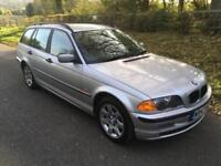 BMW 318 1.9i i SE Touring LONG MOT + FULL SERVICE HISTORY