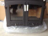 Multi fuel burning stove