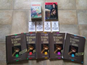 Livres de Soins Infirmiers et autres