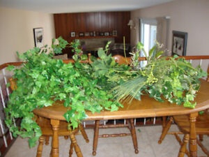 Artificial Greenery - Trailers, Ivy, Vines & Fillers