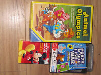 Card/Learning games