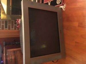 FREE tube TV (Apex) - needs to be picked up