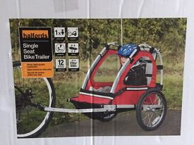 Bike Trailer New in Box!