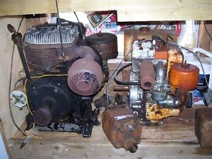 8 hp engine the 16 hp sold