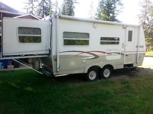 21RS Outback Trailer