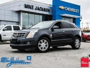 2010 Cadillac SRX Luxury  - Certified - Sunroof