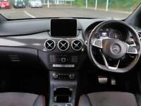 2016 Mercedes-Benz B Class Mercedes-Benz B B200d 2.1 AMG Line Executive 5dr Auto