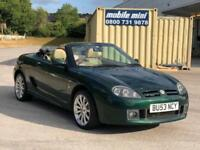 2003 MG TF 1.8 2dr