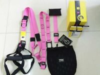 * TRX SUSPENSION TRAINER LIMITED EDITION PINK * £50 * FREE DELIVERY * LAST ONE *