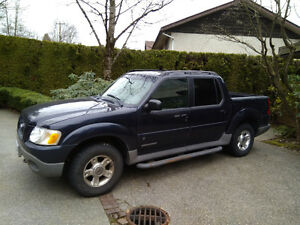 2001 Ford Explorer Pickup Truck