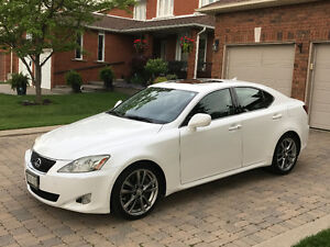 2008 Lexus IS 350 Meticulous, Accident free, LOW kms, One Owner