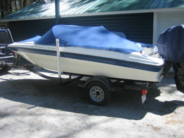 Used 2010 Bayliner 1600 Bowrider, (outboard)