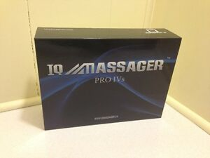 New 1Q Massager Pro IV Body & Back Massager 8+ Modes