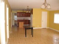 Close downtown all inclusive 3 bedroom apt. available.