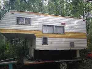 REDUCED - Truck Camper