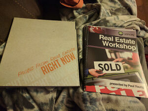 Scott Yancey Real Estate Workshop books and cds, dvds 15$