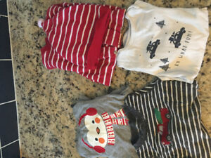 0-6 month Christmas lot
