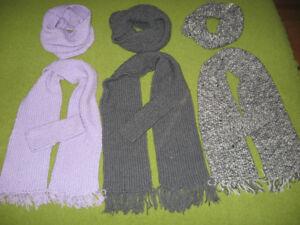 Ensemble foulards