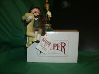 """Collector 1997 The Keeper new in box 7.5"""""""