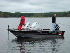 2012 Tracker Targa V18 w/ 150 Optimax