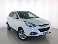 2013 HYUNDAI IX35 1.7 CRDi Premium 2WD Panroof Leather Bluetooth 1 Owner