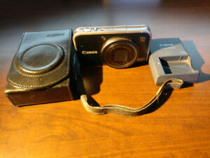 Canon PowerShot SX210IS 14.1 MP Digital Camera