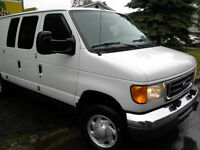 2006 Ford E-250 Wagon