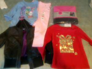 girls size 4t clothing sale