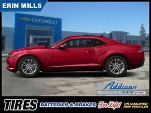 "2015 Chevrolet Camaro LT  RS Leather 20"" Wheels My Link"