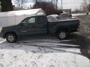 2009 Toyota Tacoma couvre boite Camionnette