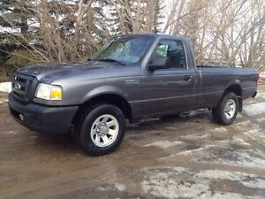 2006 FORD RANGER RARE LONG BOX WITH A/C