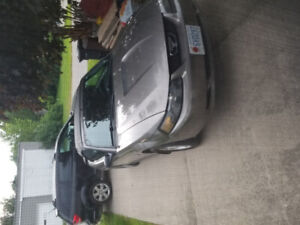 02 convertible mustang 128,000km 6500 located in west lorne On.