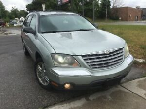 2004 Chrysler Pacifica SUV, Certified, Emission, Warranty