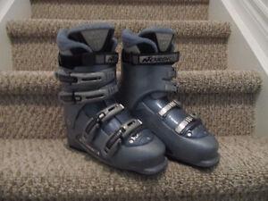 Womens Downhill Nordica Boots