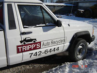Free pick up in town on vehicles top dollar paid out