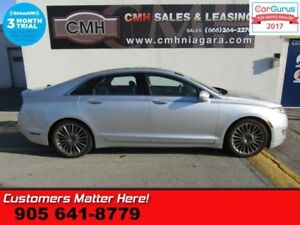 2013 Lincoln MKZ Base  ADAP-CC LANE-KEEP THX-AUDIO BS NAV ROOF C