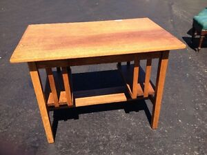 Antique (small) Library Table