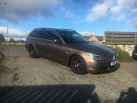 2006 55 BMW 525D SE Touring Individual 2.5TD auto