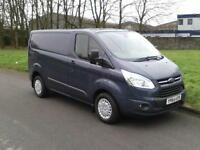 Ford Transit Custom 2.2TDCi ( 100PS ) 2013.5MY 290 L2H1 Trend