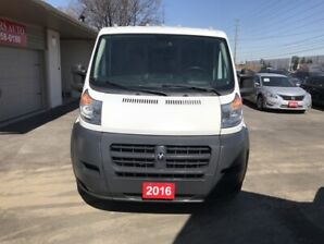 "2016 Ram ProMaster 1500 1500 Low Roof 136"" WB"