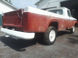 1963 mercury m350 truck EXTREMELY RARE TRUCK! WONT FIND ANOTHER!