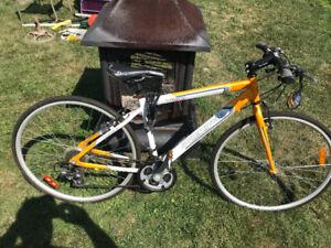 Super cycle tempo bike