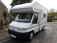 Swift Suntor 520 Motorhome 4 berth 4 traveling seats