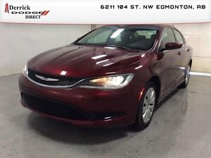 2016 Chrysler 200   Used LX Low Mlge Touring Susp Pwr Grp A/C $1