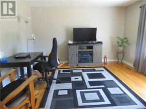 Large two bedroom apartment near Moncton Hospital