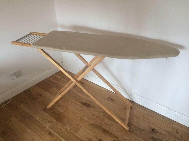 Ikea Wooden Ironing Board Looks Good In Silverknowes
