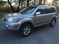 2006 Nissan X-trail AWD Only $5500